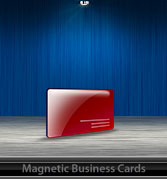 Magnetic Business Cards Gallery